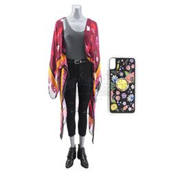 Lot #463 - Marvel's Agents of S.H.I.E.L.D. - Sequoia's Costume with Phone Case