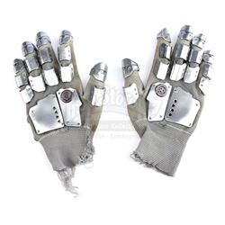 Lot #466 - Marvel's Agents of S.H.I.E.L.D. - Elena 'Yo-Yo' Rodriguez's Robotic Hands