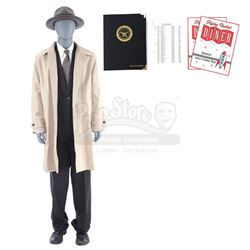 Lot #490 - Marvel's Agents of S.H.I.E.L.D. - Phil Coulson's 1950s Costume with Diner Menus