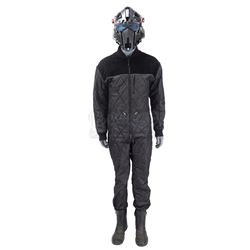 Lot #501 - Marvel's Agents of S.H.I.E.L.D. - Leo Fitz's Quantum Realm Costume with Light-Up Helmet