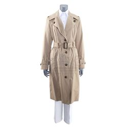 Lot #524 - Marvel's Agents of S.H.I.E.L.D. - Jemma Simmons' 1950s Coroner Costume
