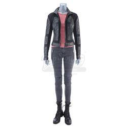 Lot #536 - Marvel's Agents of S.H.I.E.L.D. - Elena 'Yo-Yo' Rodriguez's Finale Costume