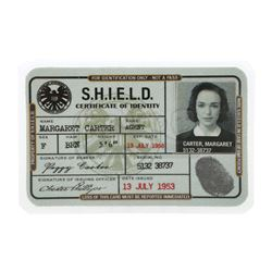Lot #546 - Marvel's Agents of S.H.I.E.L.D. - Jemma Simmons' 1950s-Style 'Agent Carter' S.H.I.E.L.D.