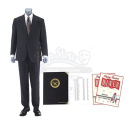 Lot #547 - Marvel's Agents of S.H.I.E.L.D. - Phil Coulson's 1950s Swimming Pool Costume with Diner M