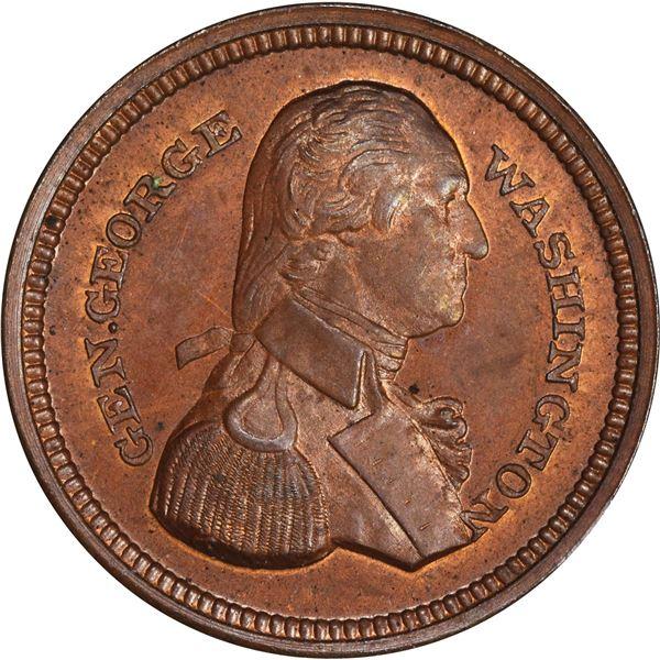Washingtoniana. Quartet of Mini-Medals.