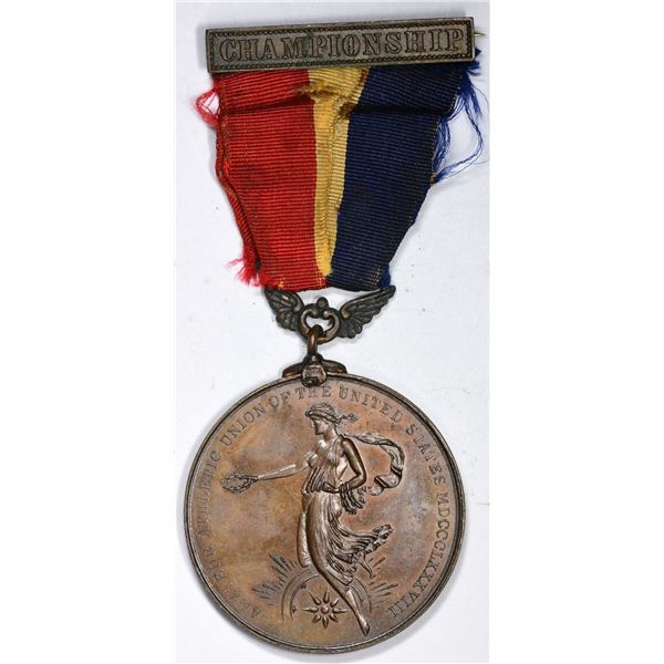 Medallic Collection of Medals, Medallettes, Plaques, and Other Related Victor David Brenner Desidera