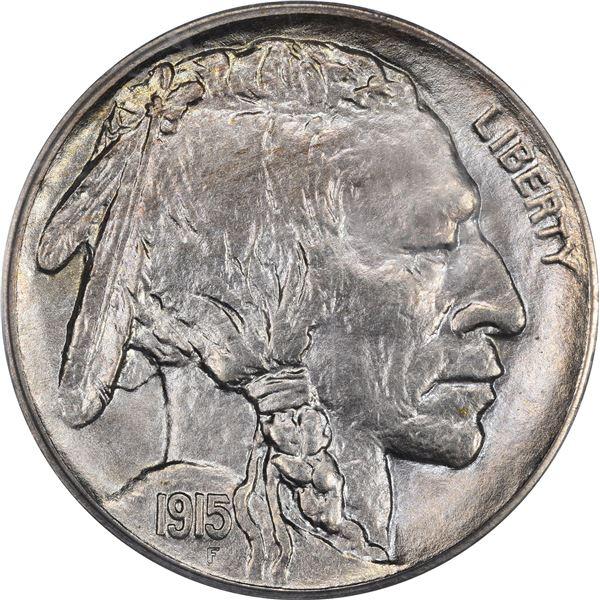 1915 5¢. Proof-63 PCGS.