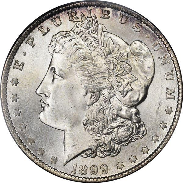 1899-O $1. MS-67 PCGS. CAC