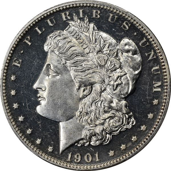 1901 $1. Proof-64 CAM PCGS.