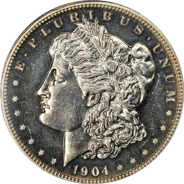 1904 $1. Proof-62 PCGS
