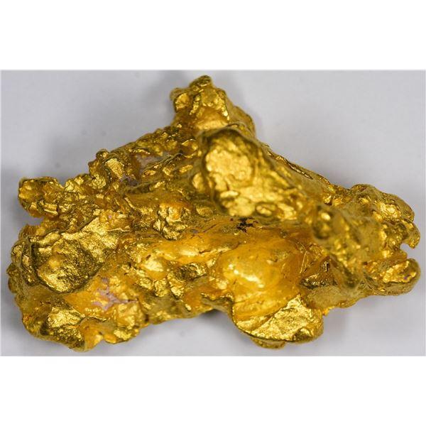 Australia. Gold Nugget. 4.51 Ounces.