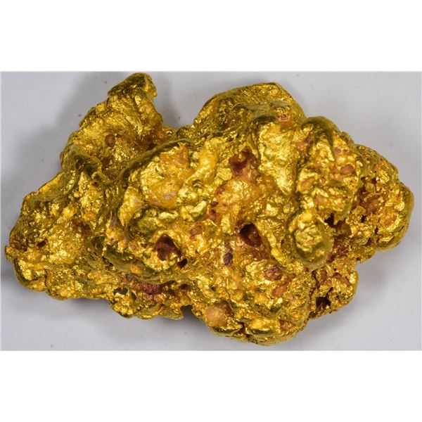 Australia. Gold Nugget. 4.22 Ounces.