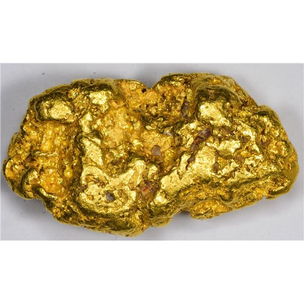 Australia. Gold Nugget. 2.85 Ounces.