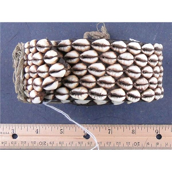 Cowry Shell Belt, Necklace