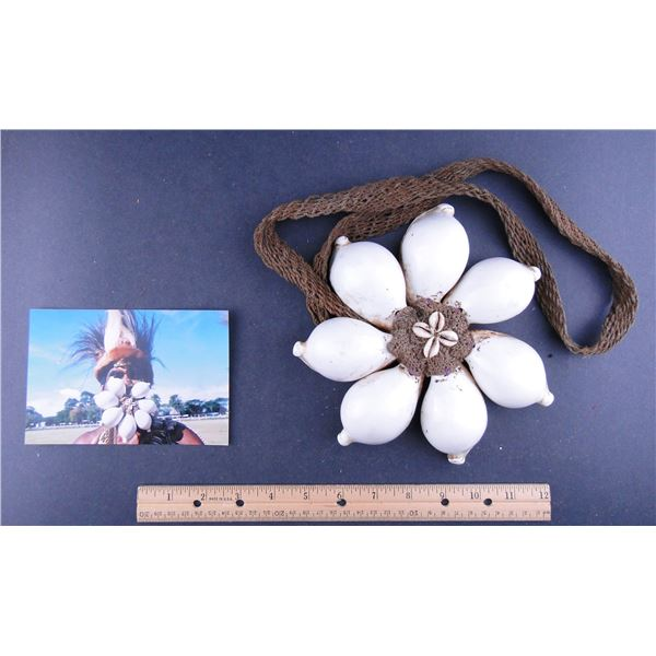 Pectoral Ornament with Photo as Worn!