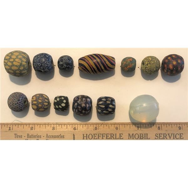 Thousand-Year-Old Javanese Beads