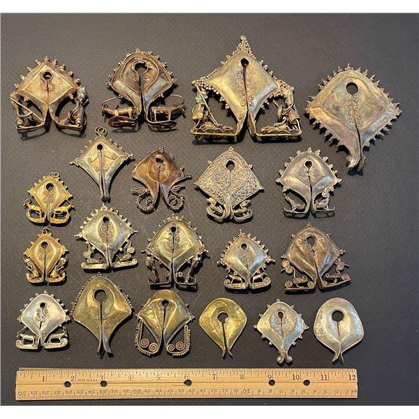 Sex Organ Earring Collection
