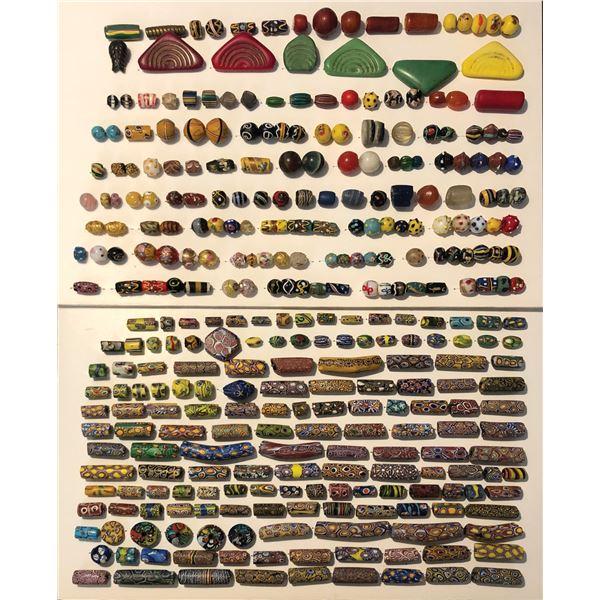 Millefiori Bead Collection
