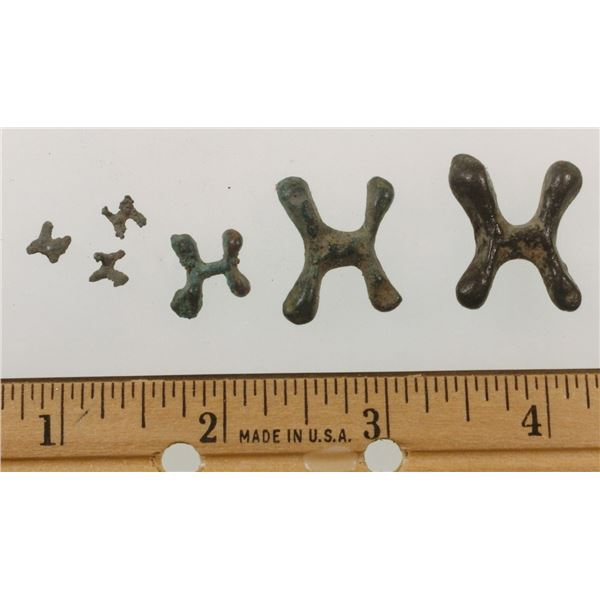 Copper Crosses, Medieval to Modern