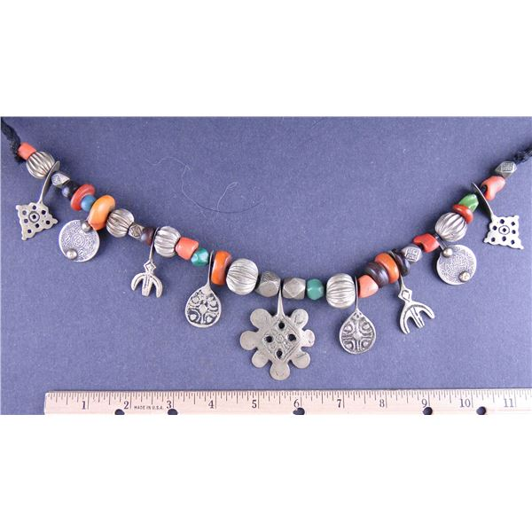 Antique North African Necklace
