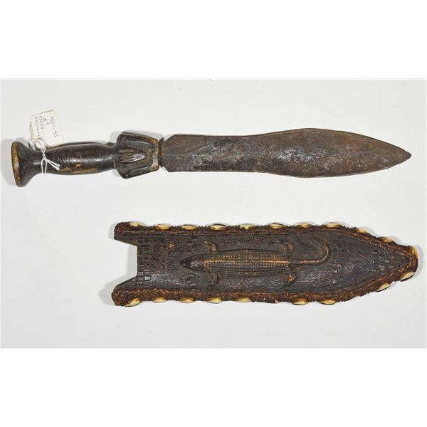African Ceremonial Knives