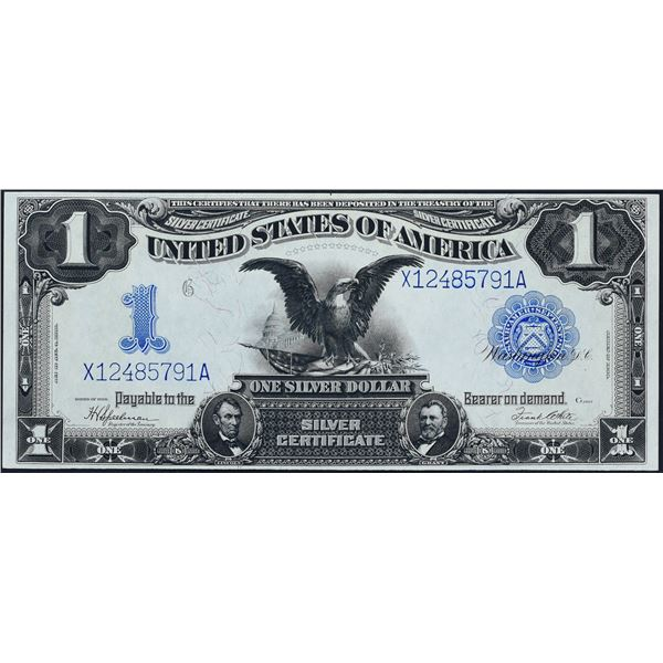 Fr. 236  $1  1899  Silver Certificate  About Uncirculated