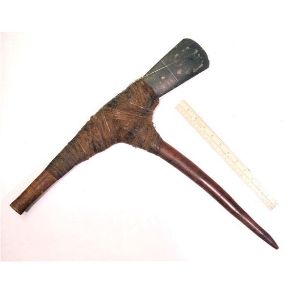 Papua New Guinea Stone Axe