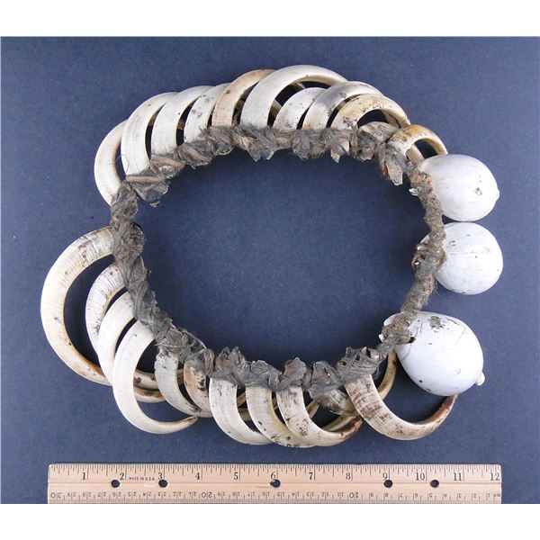 Boar's Tusk Necklace