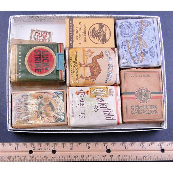 Old Cigarette Money