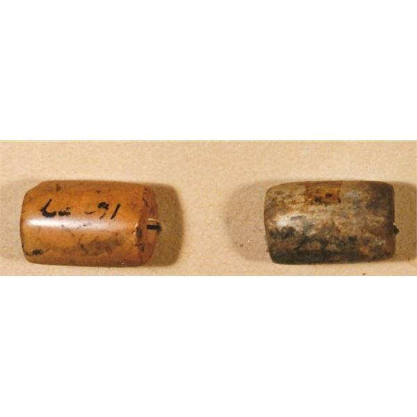 Valuable Pomo Magnesite Beads