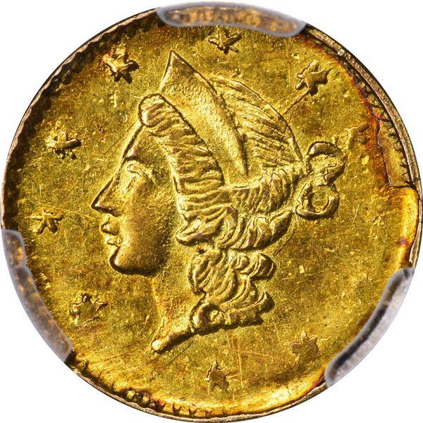 Unique—Breen-Gillio Plate Coin