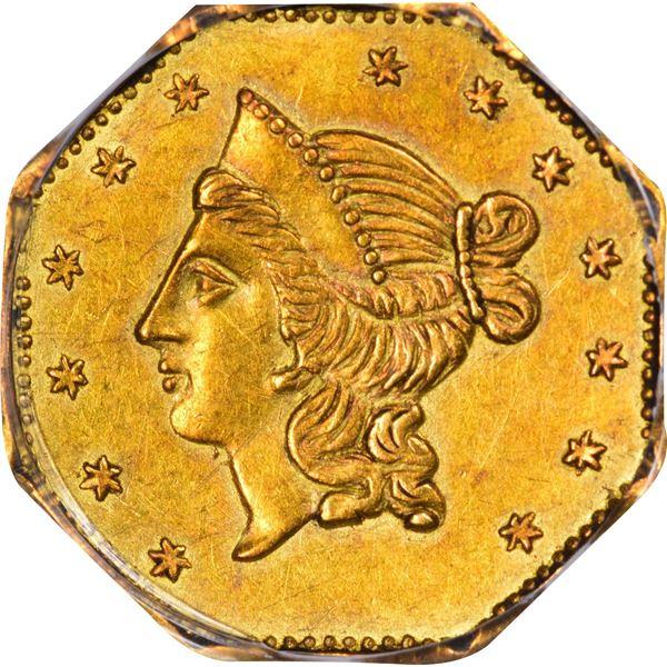 First Nouizillet Octagonal Dollar