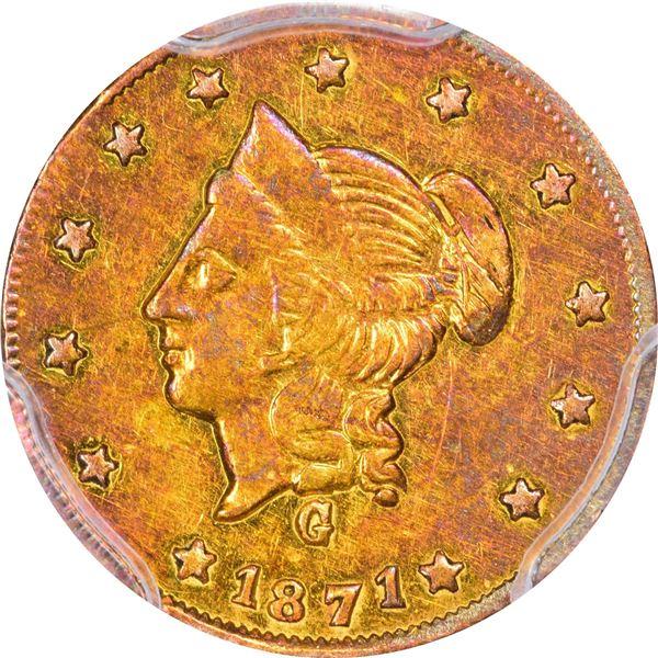 Round Dollar