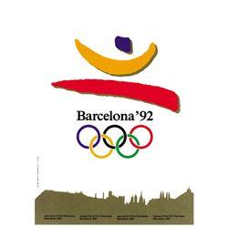Josep M. Trias - Barcelona 1992 Olympics