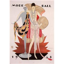 Anonymous - Mode Ball 1928