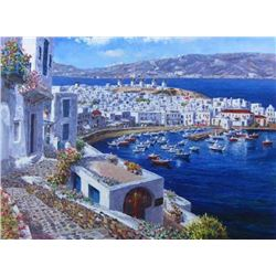 "Sam Park ""MYKONOS HARBOR"""