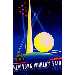Joseph Binder - World's Fair 1939