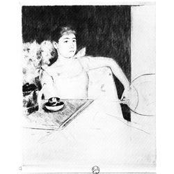 Mary Cassatt - The Tea