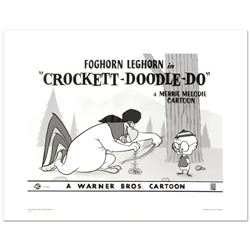 Crockett Doodle Do by Looney Tunes