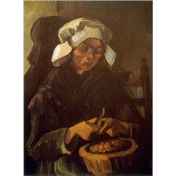 Van Gogh - Potatoes