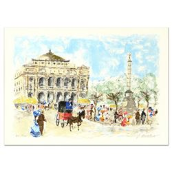 Paris by Huchet, Urbain