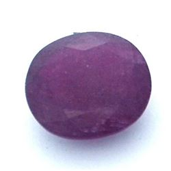 19.76 ctw Oval Ruby Parcel
