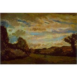 Van Gogh - Dunes