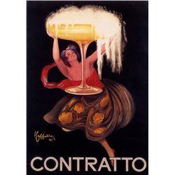 Leonetto Cappiello - Contratto