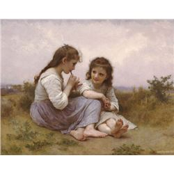 William Bouguereau - A Childhood Idyll 1900