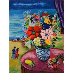 Shlomo Alter Early Morning Bouquet