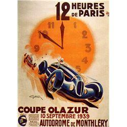George Ham - 12 Heur Paris