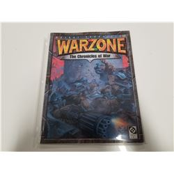 Warzone Mutant Chronicles 2nd Edition Chronicles of War by Target Games