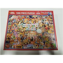 Country Music 1000 piece Jigsaw Puzzle