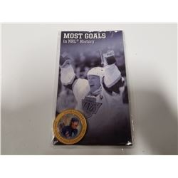 Wayne Gretzky Medallion